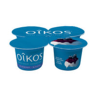 All the smoothness of a high protein Greek yogurt, with only 2% milk fat. A dream snack for those wanting to savour an authentic Greek flavour. 4X100G