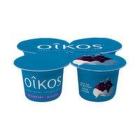 Oikos - Greek Yogurt - Blueberry, 4 Each