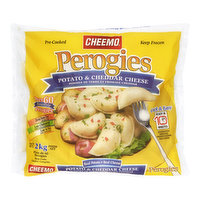 Over 60 Homestyle Precooked Frozen Perogies. Zero Trans Fat. Low Cholesterol, Low Fat. Quick & Easy Ready in 10 Minutes. Real Potato and Real Cheese.