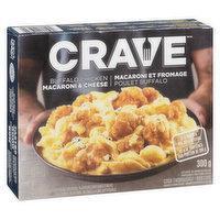 Crave - Macaroni & Cheese Bowl - Buffalo Chicken