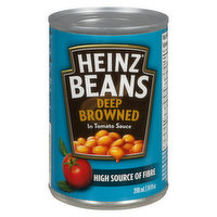Heinz - Beans In Tomato Sauce - Deep Browned