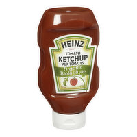 Heinz - Heinz Ketchup Organic Upside Dwn