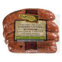 Harvest Harvest - Double Smoked Farmer's Sausage - Mini, 300 Gram