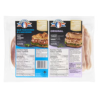 Olymel - Shaved Smoked Ham Turkey Duo Pack