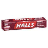 Halls - Cough Lozenges - Cherry