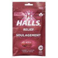 Halls Halls - Cough Lozenges - Cherry, 30 Each
