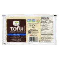 Sunrise Sunrise - Soyganic Organic Tofu - Soft, 300 Gram