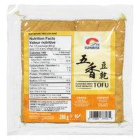 Sunrise - Flavour Dried Tofu, 280 Gram