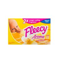 Fleecy - Dryer Sheets At Calm - 200 Sheets