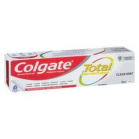 Colgate Colgate - Toothpaste - Total Clean Mint, 120 Millilitre