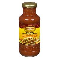 Old El Paso - Medium Taco Sauce, 215 Millilitre