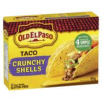 Old El Paso - Taco Shells - Crunchy, 125 Gram