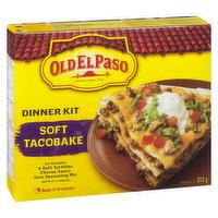 Old El Paso - Soft Taco Bake Dinner Kit, 312 Gram