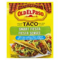 Old El Paso Old El Paso - Smart Fiesta Taco Seasoning Mix, 24 Gram