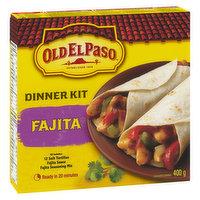 Old El Paso - Fajita Dinner Kit, 400 Gram