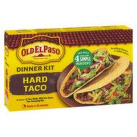 Old El Paso - Hard Taco Dinner Kit, 250 Gram