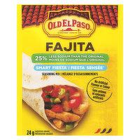 Old El Paso - Smart Fiesta Fajita Seasoning Mix