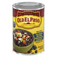 Old El Paso - Refried Black Beans, 398 Millilitre