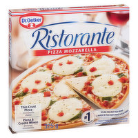Dr. Oetker Dr. Oetker - Ristorante Pizza - Mozzarella, 325 Gram