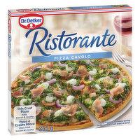 Dr. Oetker Dr. Oetker - Ristorante Pizza- Cavolo, 355 Gram