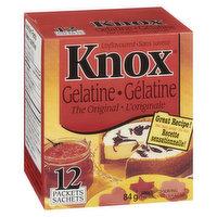 Knox - Unflavoured Gelatine, 12 Each