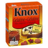 Knox - Unflavoured Gelatin, 28 Gram