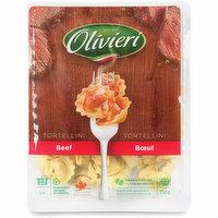 Olivieri Olivieri - Tortellini Pasta Beef, Fresh, 350 Gram