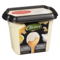 Olivieri - Classic Alfredo Fresh Pasta & Cooking Sauce