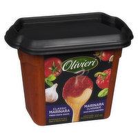Olivieri Olivieri - Classic Marinara Fresh Pasta & Cooking Sauce, 300 Millilitre