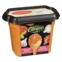 Olivieri - Creamy Rose Fresh Pasta & Cooking Sauce