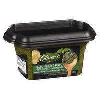Olivieri Olivieri - Basil & Cheese Pesto Fresh Pasta & Cooking Sauce, 160 Gram