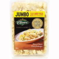 Olivieri - Tortellini Three Cheese -Jumbo, 900 Gram