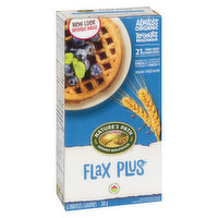 Nature's Path Nature's Path - Flax Plus Waffles, 6 Each