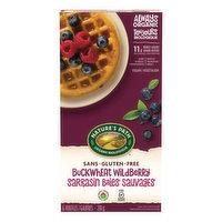 Gluten Free. Organic. Wheat Free.  6x210g Waffles