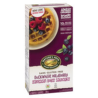 Nature's Path Nature's Path - Organic Waffles Buckwheat Wildberry Gluten Free, 6 Each