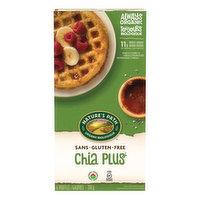 Nature's Path - Organic Chia Plus Waffles - Gluten Free
