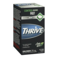 Thrive - Nicotine Gum 4mg - Cool Mint