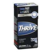 Thrive - Nicotine Lozenges- Peppermint Chill Extra Strength
