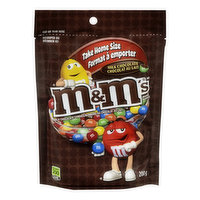 M&M's M&M's - Take Home Size Milk Chocolate Candies, 200 Gram