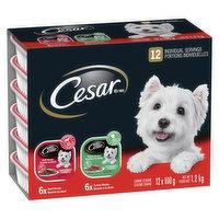 Cesar - Entrees Dog Food Turkey & Beef