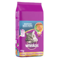 Specially formulated with vitamins and minerals. The tasty flavor will have your cat coming back for more. Including glucosamine and chondroitin sulfate