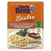 Uncle Ben's - Bistro Express-Mushroom Long Grain & Wild Rice