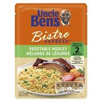 Uncle Ben's - Bistro Express- Vegetable Medley Rice