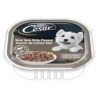 Cesar Cesar - Slices Dog Food New York Strip Flavour, 100 Gram