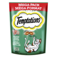 Whiskas Whiskas - Temptations Cat Treats Seafood Medley, 180 Gram