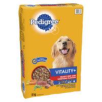 Pedigree - Vitality+ Dog Food Beef Flavor