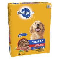Pedigree - Vitality+ Dog Food - Hearty Beef & Vegetable