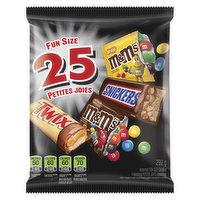 Mars - Chocolates Fun Size, 25 Each