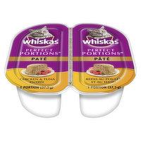 Whiskas Whiskas - Perfect Portions Chicken & Tuna Entree, 2 Each