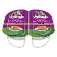 Whiskas - Perfect Portions Chicken & Liver Entree